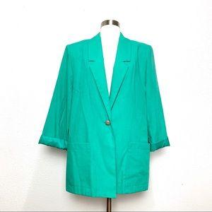Vintage Blazer Jacket L
